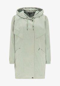 DreiMaster - Short coat - rauchmint - 4