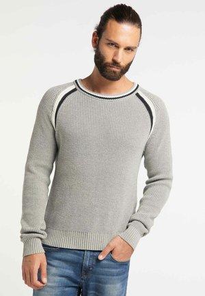 Maglione - light grey melange