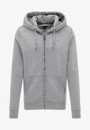 Bluza rozpinana - grey melange