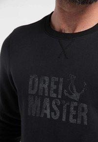 DreiMaster - Sweatshirt - black - 3