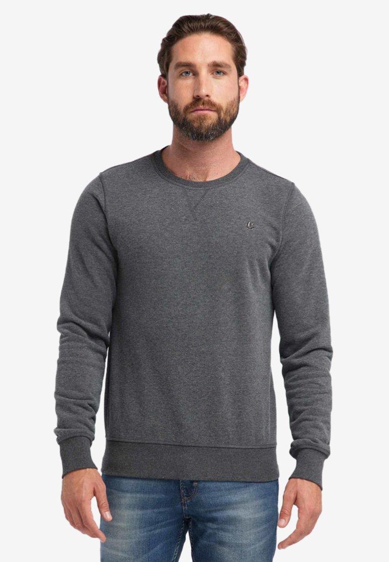 Dreimaster - Sweatshirt - anthracite melange