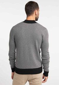 DreiMaster - Jersey de punto - dark grey melange - 2