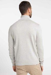 DreiMaster - Pullover - light grey melange - 2