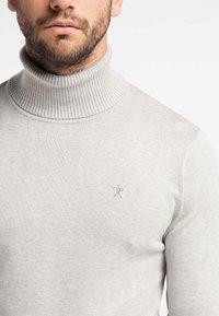 DreiMaster - Pullover - light grey melange - 3