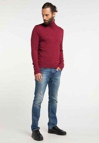 DreiMaster - Pullover - burgundy - 1