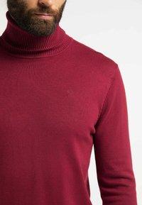 DreiMaster - Pullover - burgundy - 3