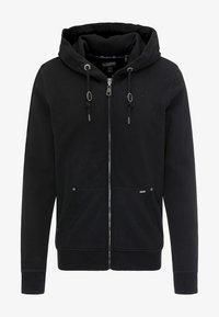 DreiMaster - Zip-up hoodie - black - 4