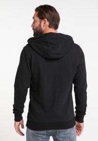 DreiMaster - Zip-up hoodie - black - 2