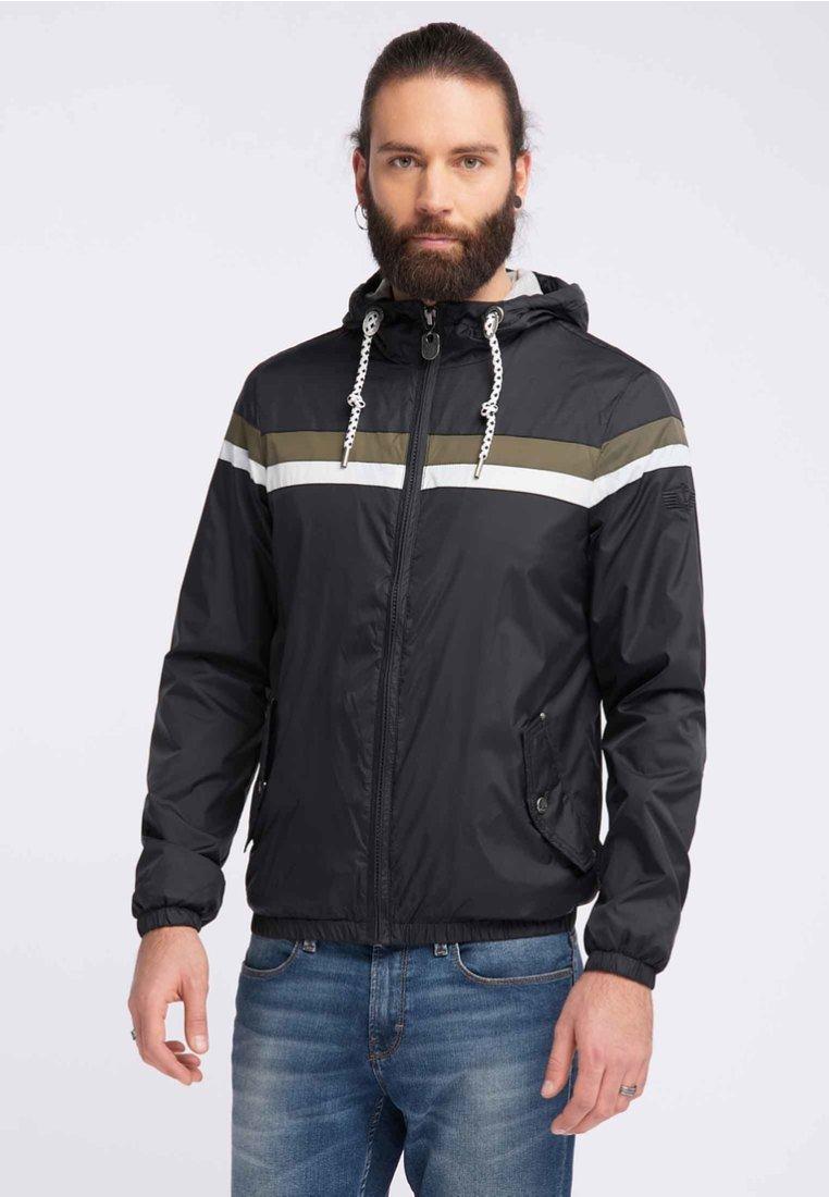 Dreimaster - Light jacket - black
