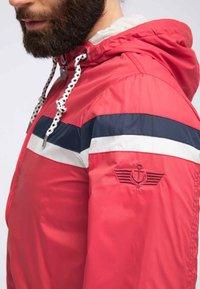 DreiMaster - Outdoor jacket - red - 3