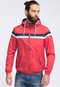 DreiMaster - Outdoor jacket - red - 0