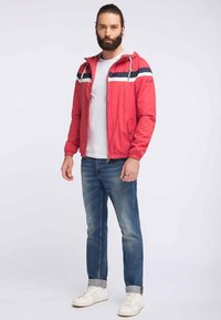 DreiMaster - Outdoor jacket - red - 1