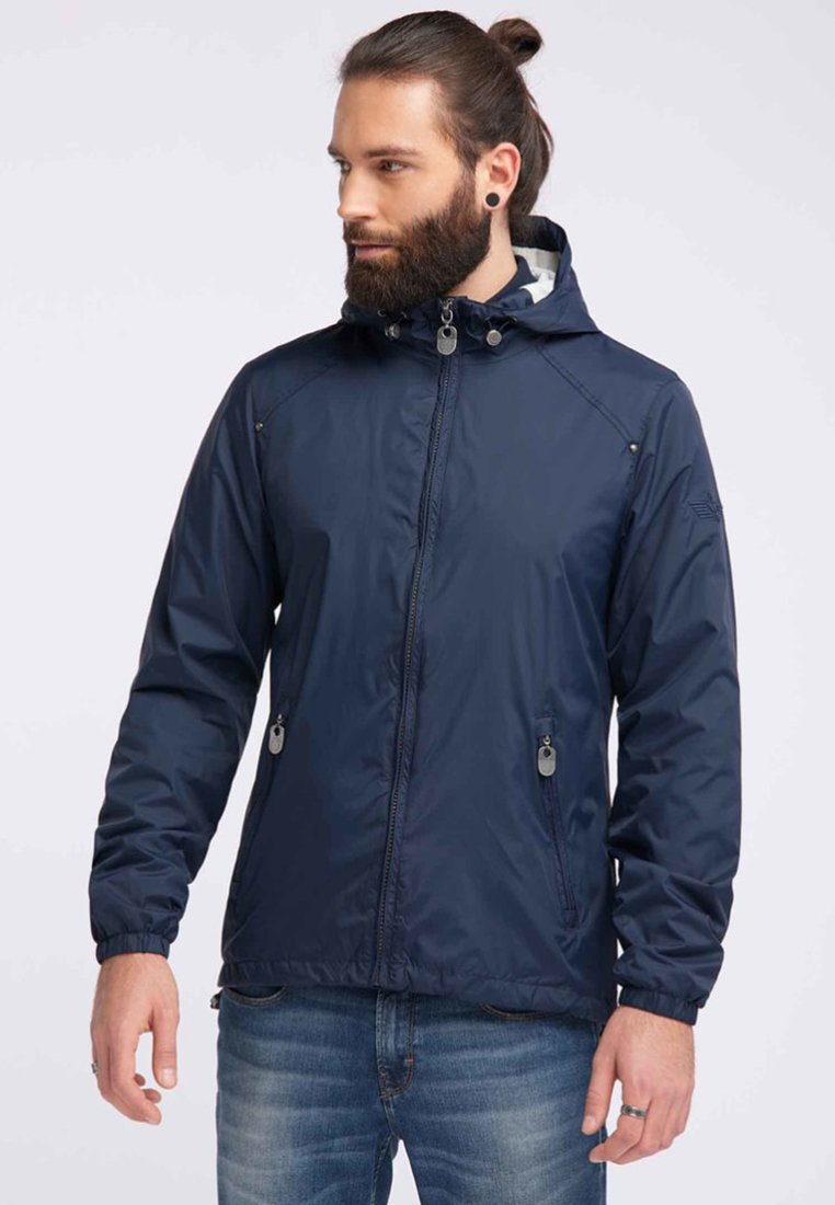 Dreimaster - Outdoor jacket - marine