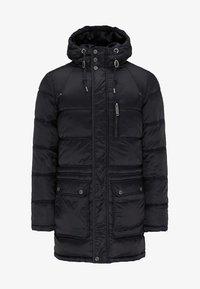 DreiMaster - Winter coat - black - 4
