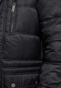 DreiMaster - Winter coat - black - 3