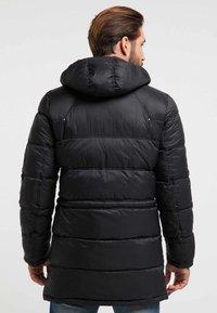 DreiMaster - Winter coat - black - 2