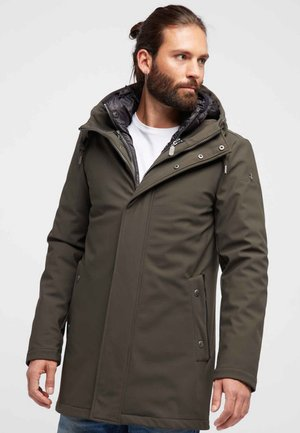 3 IN  1 - Parka - military olive