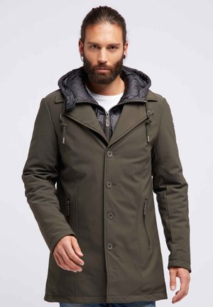 Classic coat - military olive
