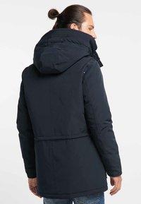 Dreimaster - Winter coat - marine - 2