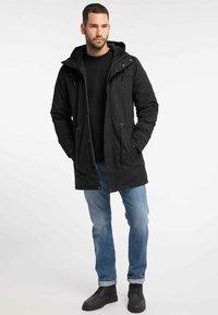 DreiMaster - Cappotto invernale - black - 1
