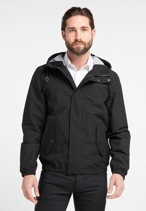 Impermeable - black