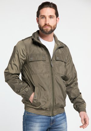 Veste coupe-vent - military olive