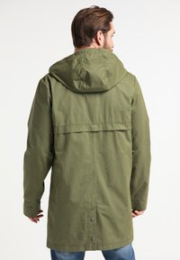 DreiMaster - Parka - military green - 2