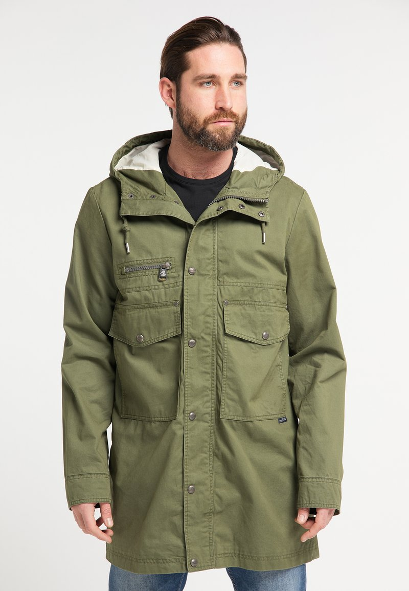 DreiMaster - Parka - military green