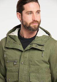 DreiMaster - Parka - military green - 3