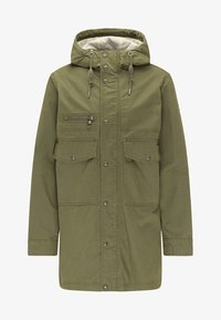 DreiMaster - Parka - military green - 4
