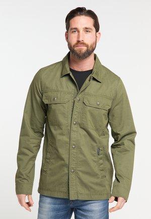 Giacca leggera - military green