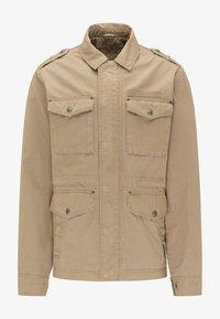 DreiMaster - Summer jacket - mud - 4