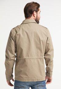 DreiMaster - Summer jacket - mud - 2