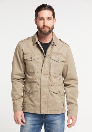 Summer jacket - mud