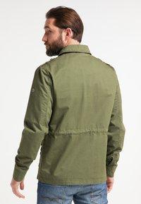 DreiMaster - Summer jacket - military green - 2