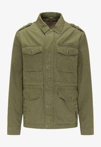 DreiMaster - Summer jacket - military green - 4