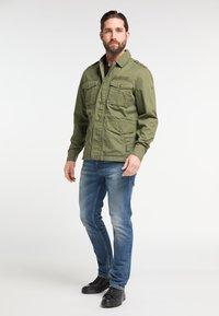 DreiMaster - Summer jacket - military green - 1