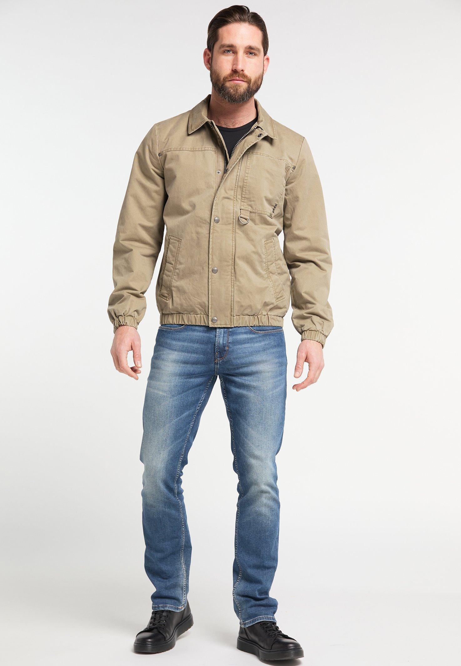 Korte jassen brown