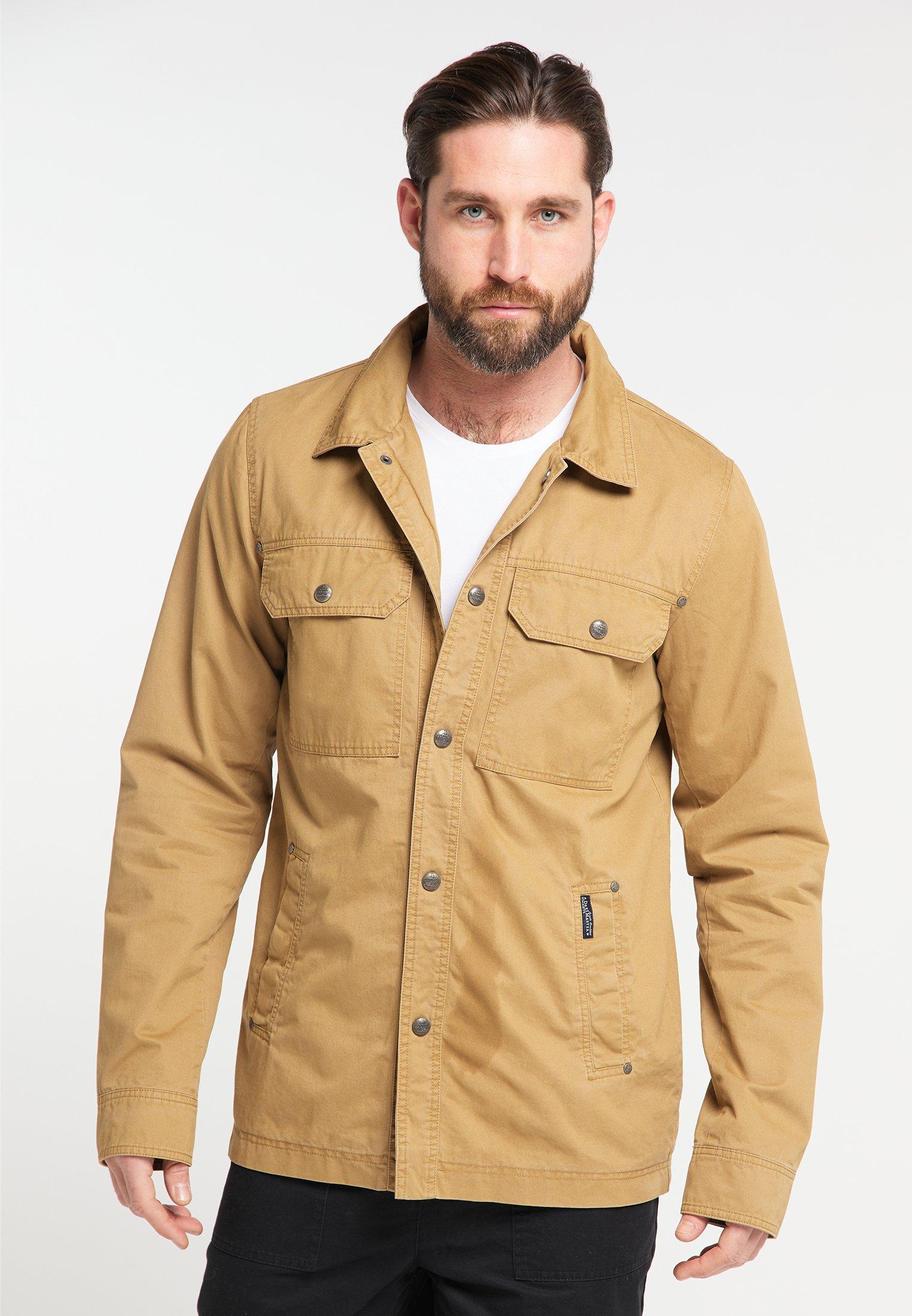Get New Wholesale DreiMaster Light jacket - dark sand | men's clothing 2020 xQE8L
