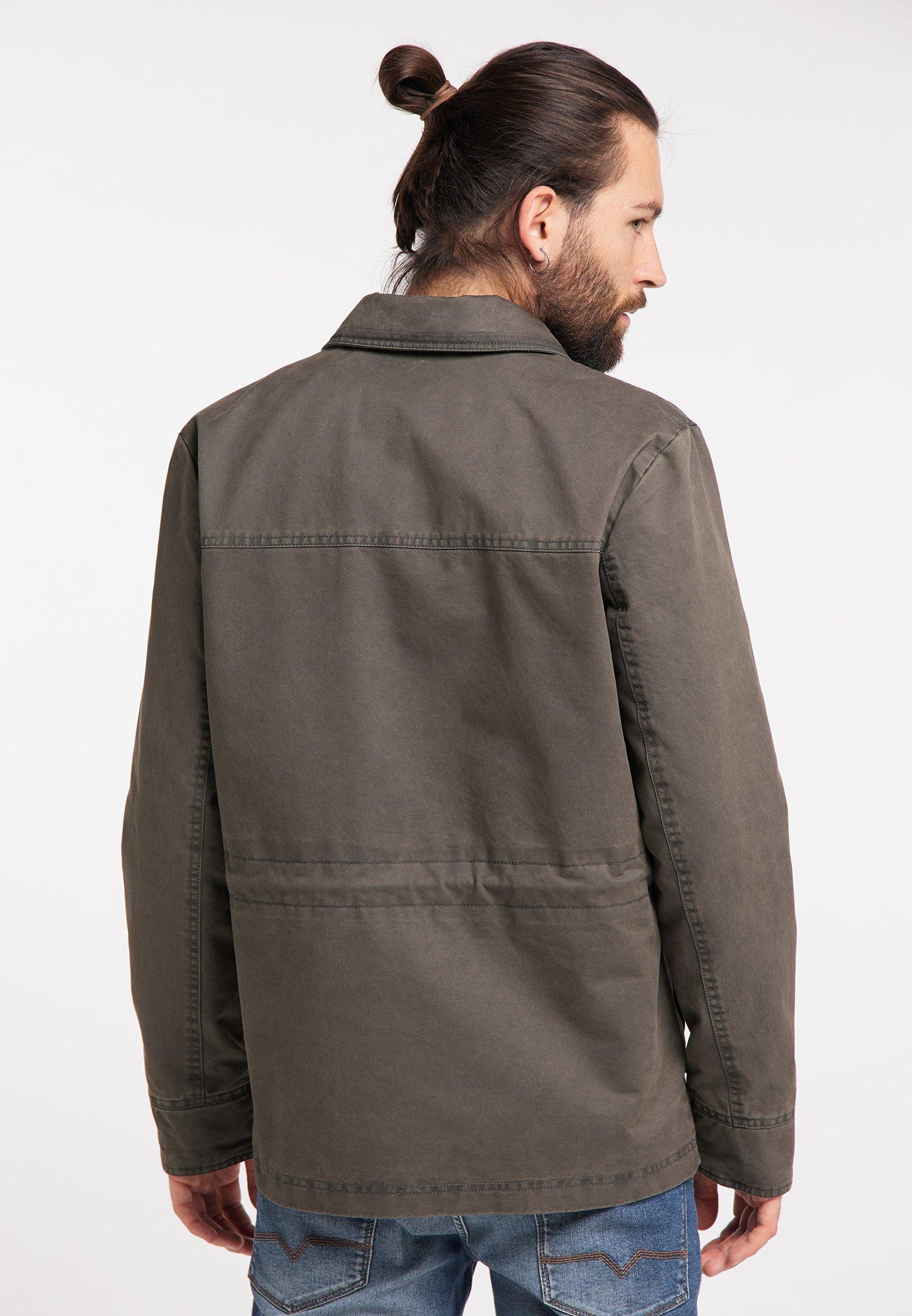Livraison Rapide Vêtements homme DreiMaster Veste légère olive Qt0O4UW6