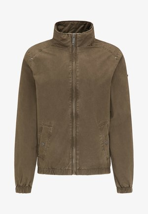 Outdoorjas - military olive