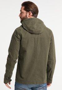 DreiMaster - Light jacket - dark olive - 2