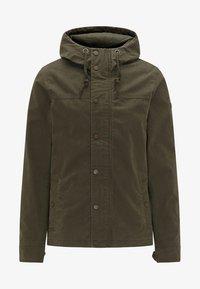 DreiMaster - Light jacket - dark olive - 4