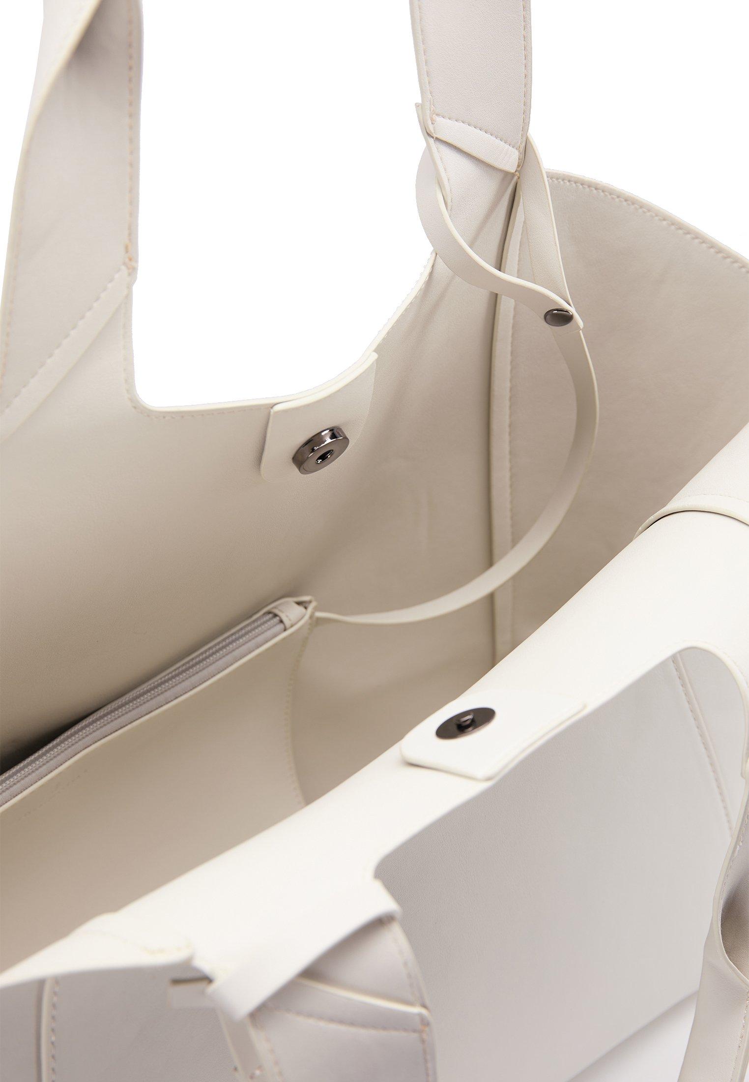 DreiMaster Torba na zakupy - white