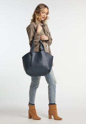 Shopping bag - marine