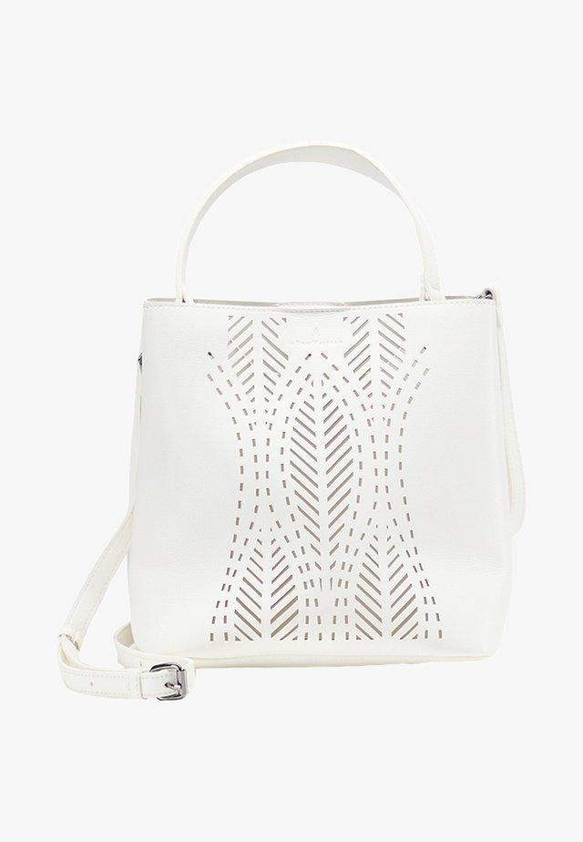 Shoppingväska - white