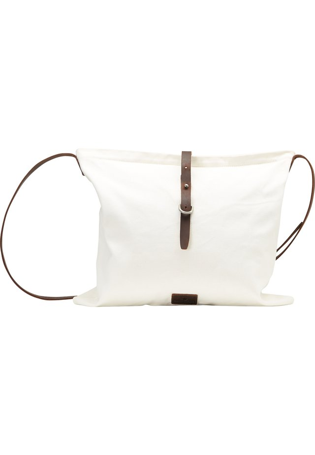 DREIMASTER SHOPPER - Shopping bag - wollweiss braun