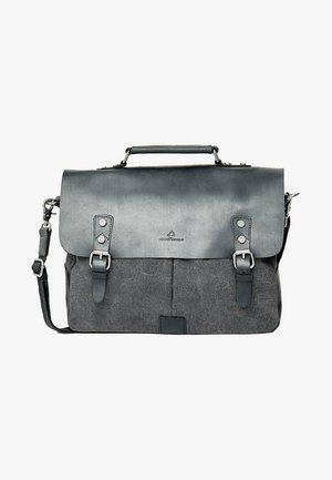 Across body bag - gray