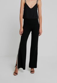 Forever Unique - NANO - Trousers - black - 0