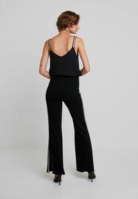 Forever Unique - NANO - Trousers - black - 3